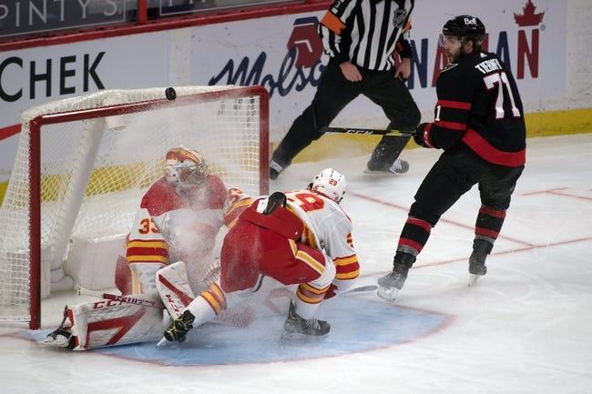Calgary Flames vs Ottawa Senators NHL Picks, Odds, Predictions 3/4/21