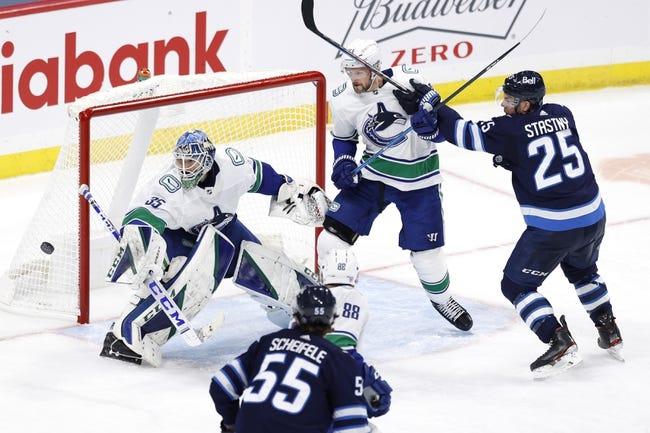 Winnipeg Jets vs Vancouver Canucks NHL Picks, Odds, Predictions 3/2/21