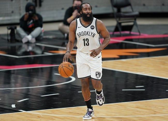 Brooklyn Nets at Houston Rockets - 3/3/21 NBA Picks and Prediction