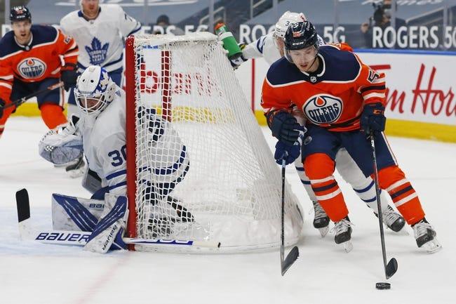 Edmonton Oilers vs Toronto Maple Leafs NHL Picks, Odds, Predictions 3/3/21