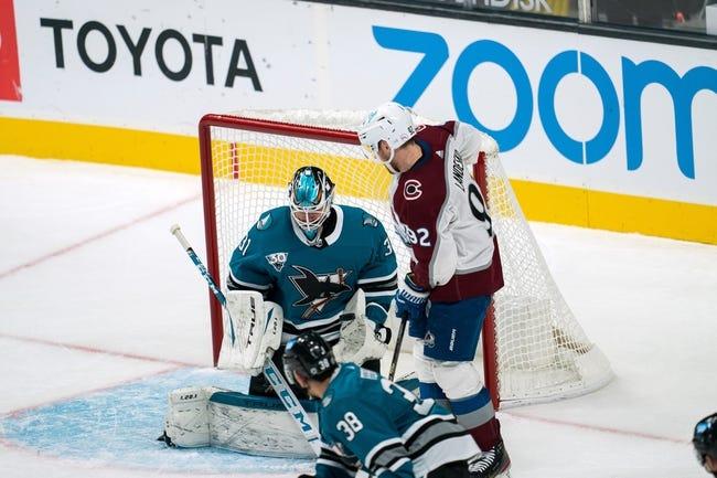 San Jose Sharks vs Colorado Avalanche NHL Picks, Odds, Predictions 3/3/21