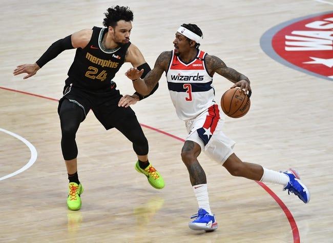 Los Angeles Clippers at Washington Wizards - 3/4/21 NBA Picks and Prediction