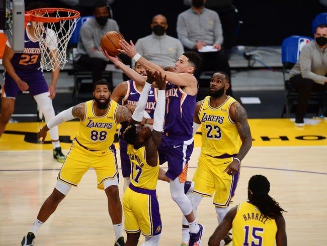 Phoenix Suns vs Golden State Warriors NBA Picks, Odds, Predictions 3/4/21