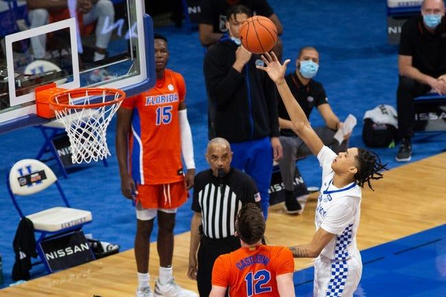 South Carolin at Kentucky: 3/6/21 College Basketball Picks and Predictions