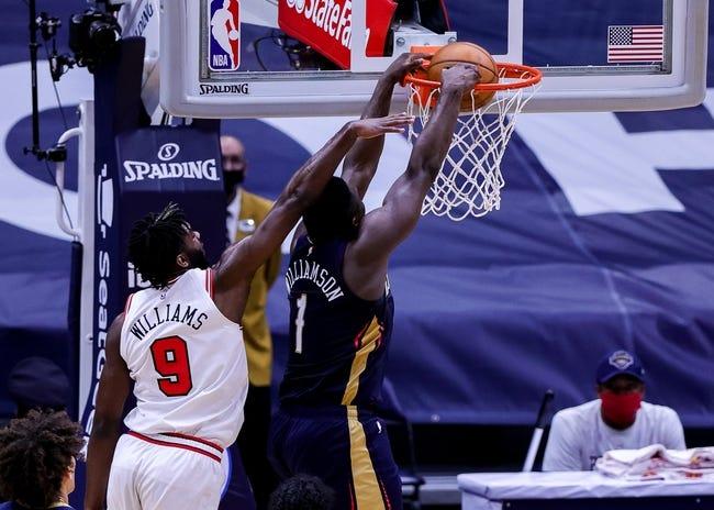 New Orleans Pelicans vs Miami Heat NBA Picks, Odds, Predictions 3/4/21