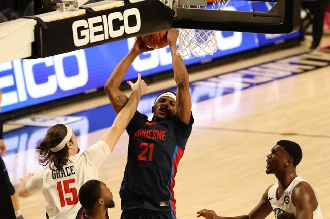 Duquesne at St. Bonaventure: 3/5/21 College Basketball Picks and Prediction