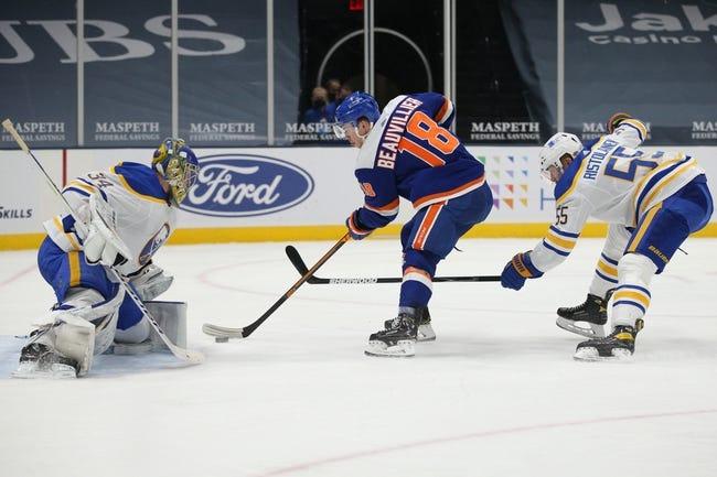 New York Islanders vs Buffalo Sabres NHL Picks, Odds, Predictions 3/6/21
