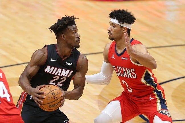 Miami Heat at Chicago Bulls - 3/12/21 NBA Picks and Prediction