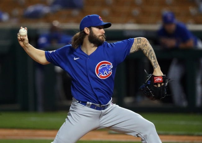 Milwaukee Brewers at Chicago Cubs - 4/5/21 MLB Picks and Prediction