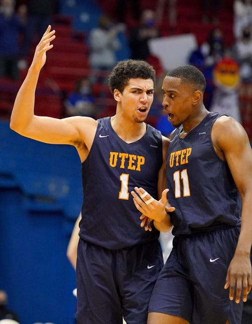 UTEP at Florida Atlantic: 3/10/21 College Basketball Picks and Predictions