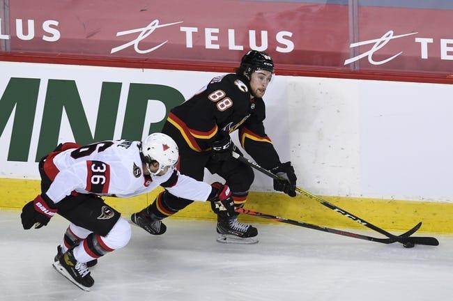 Edmonton Oilers vs Ottawa Senators NHL Picks, Odds, Predictions 3/8/21