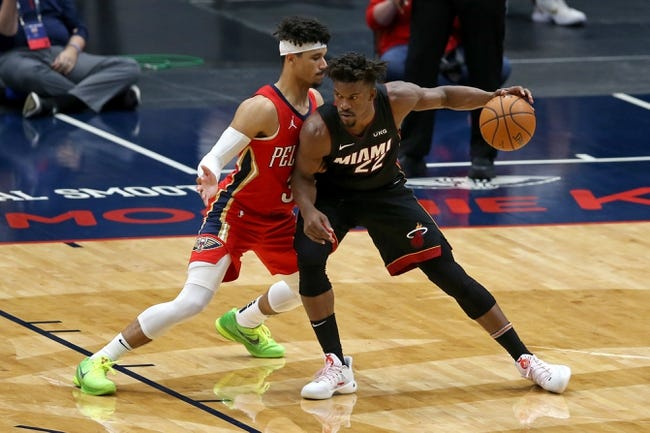 Cleveland Cavaliers at Miami Heat - 3/16/21 NBA Picks and Prediction