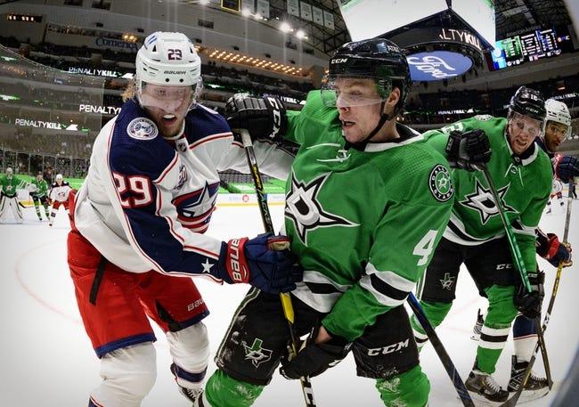 Dallas Stars vs Columbus Blue Jackets NHL Picks, Odds, Predictions 3/6/21