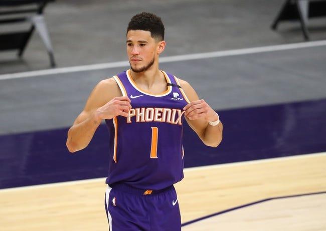 Phoenix Suns vs Indiana Pacers NBA Picks, Odds, Predictions 3/13/21