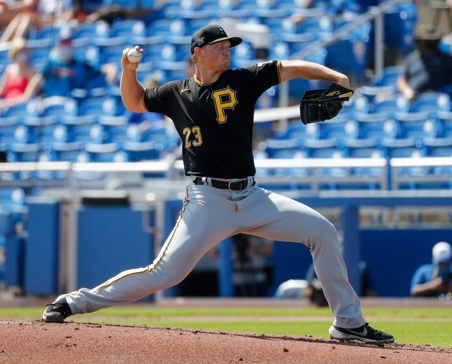 San Diego Padres at Pittsburgh Pirates - 4/15/21 MLB Picks and Prediction