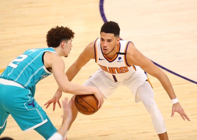 Charlotte Hornets vs Phoenix Suns NBA Picks, Odds, Predictions 3/28/21
