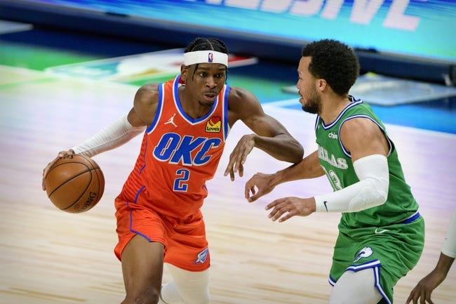 Dallas Mavericks at Oklahoma City Thunder - 3/11/21 NBA Picks and Prediction