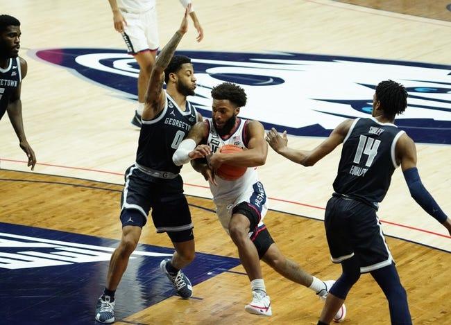 Villanova at Georgetown - 3/11/21 College Basketball Picks and Prediction