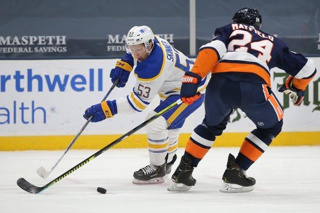 New York Islanders vs Buffalo Sabres NHL Picks, Odds, Predictions 3/7/21
