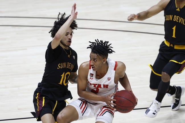 Washington at Utah: 3/10/21 College Basketball Picks and Predictions