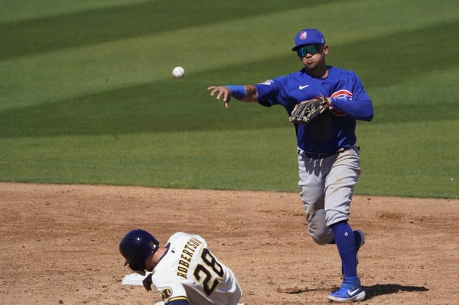 Chicago Cubs vs Milwaukee Brewers MLB Picks, Odds, Predictions 4/5/21