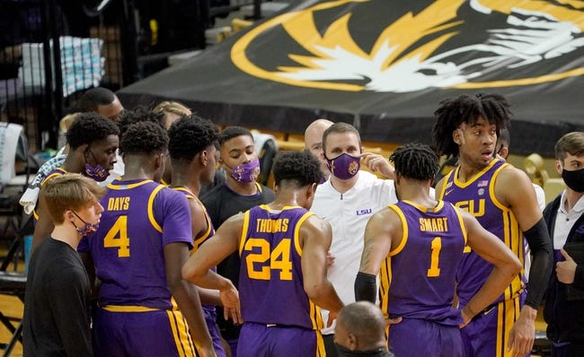 Ole Miss at LSU 3/12/21 College Basketball Picks and Prediction