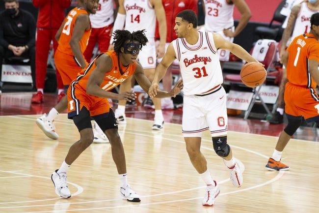 Minneosta at Ohio State  3/11/21 College Basketball Picks and Prediction