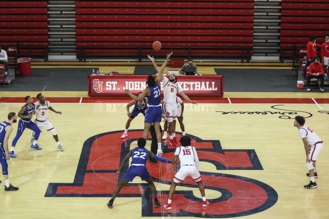 Seton Hall at St. John's: 3/11/21 College Basketball Picks and Predictions