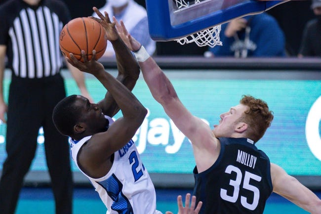 Butler at Creighton 3/11/21 College Basketball Picks and Predictions