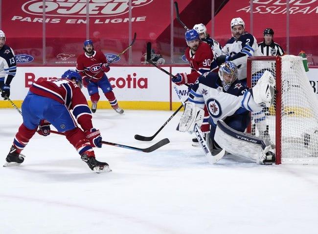 Winnipeg Jets vs Montreal Canadiens NHL Picks, Odds, Predictions 3/15/21