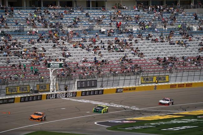 2021 Alsco Uniforms 302 9/25/21 NASCAR Xfinity Series Picks, Odds, and Prediction