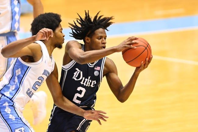 Boston College at Duke: 3/9/21 College Basketball Picks and Predictions