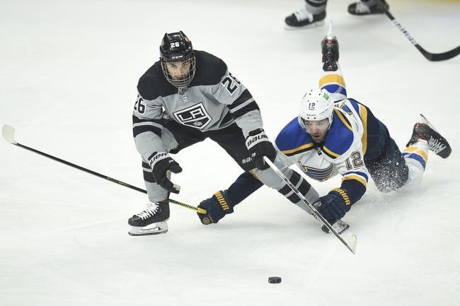 Los Angeles Kings vs St. Louis Blues NHL Picks, Odds, Predictions 3/15/21