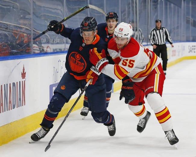 Calgary Flames vs Edmonton Oilers NHL Picks, Odds, Predictions 3/15/21