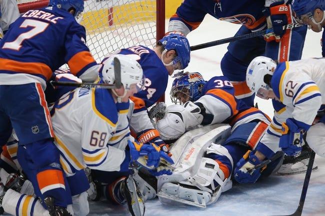 Buffalo Sabres vs New York Islanders NHL Picks, Odds, Predictions 5/3/21