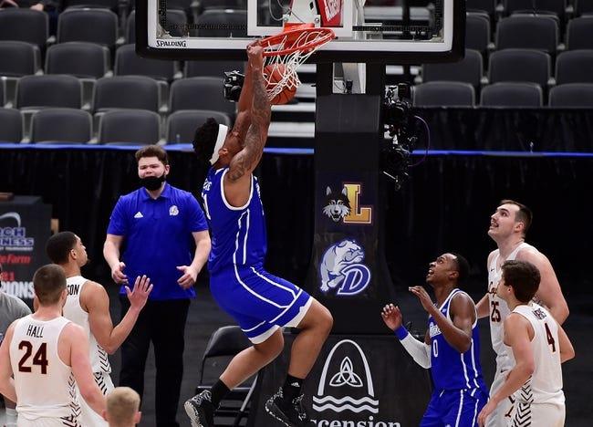 Drake at Wichita State: 3/18/21 NCAA Tournament College Basketball Picks and Predictions