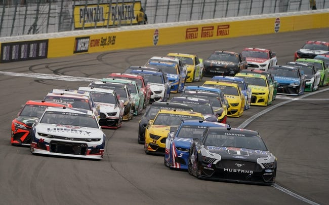 Folds of Honor QuikTrip 500 NASCAR Cup Series Picks, Odds, and Predictions 3/21/21