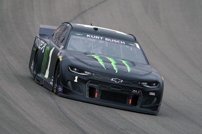 NASCAR Cup Series QuikTrip 500 Pick # 3
