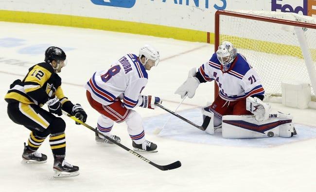 Pittsburgh Penguins vs New York Rangers NHL Picks, Odds, Predictions 3/9/21