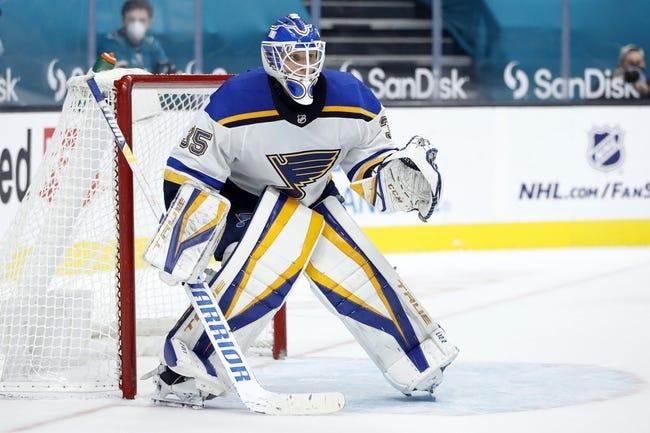 San Jose Sharks vs St. Louis Blues NHL Picks, Odds, Predictions 3/19/21