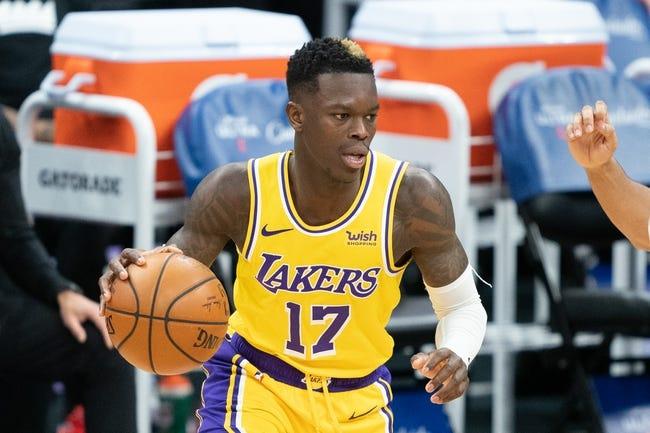 Los Angeles Lakers at Sacramento Kings - 4/2/21 NBA Picks and Prediction