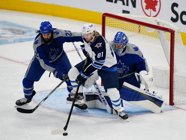 Toronto Maple Leafs vs Winnipeg Jets NHL Picks, Odds, Predictions 3/11/21