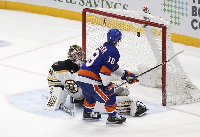 Boston Bruins vs New York Islanders NHL Picks, Odds, Predictions 3/25/21