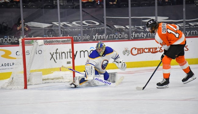 Buffalo Sabres vs Philadelphia Flyers NHL Picks, Odds, Predictions 3/29/21