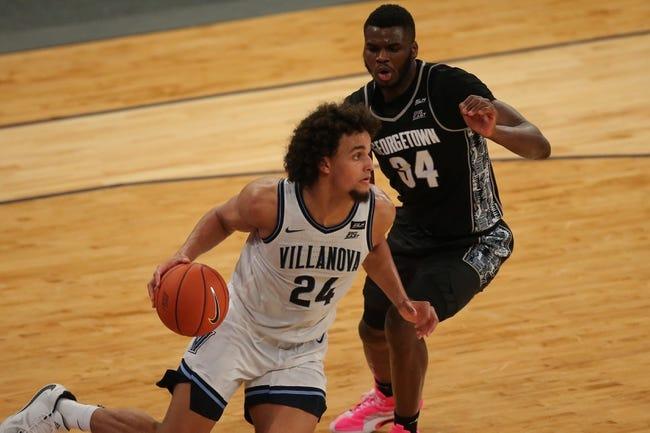 Winthrop at Villanova 3/19/21 NCAA Tournament College Basketball Picks and Predictions