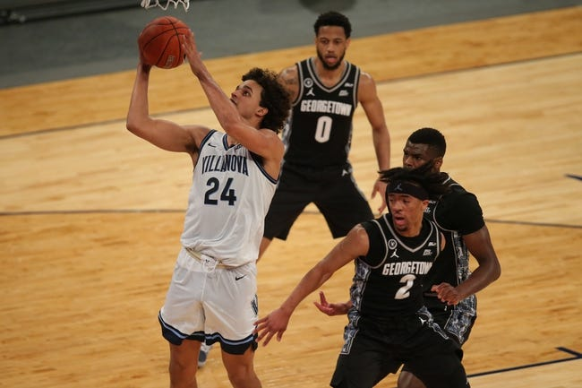 Georgetown University at Seton Hall 3/12/21 College Basketball Picks and Predictions
