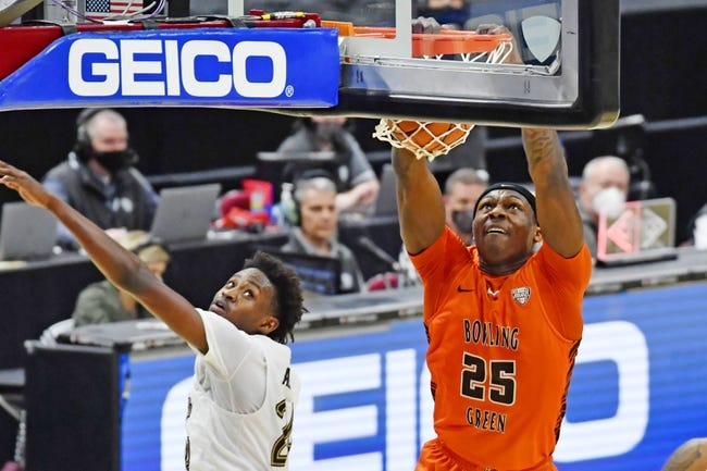 Stetson at Bowling Green 3/22/21 College Basketball Picks and Predictions