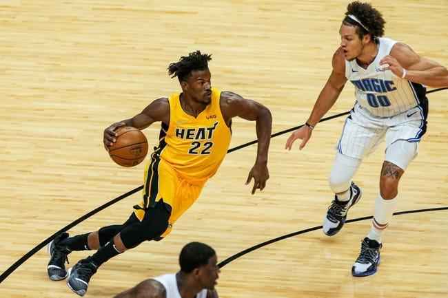 Miami Heat at Orlando Magic - 3/14/21 NBA Picks and Prediction