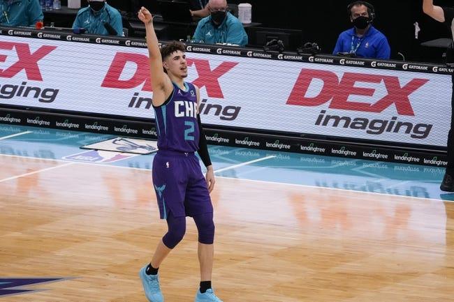 Toronto Raptors at Charlotte Hornets - 3/13/21 NBA Picks and Prediction