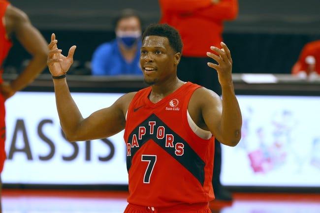 Toronto Raptors at Detroit Pistons - 3/17/21 NBA Picks and Prediction